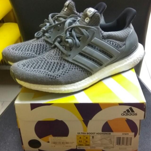 Adidas Ultraboost x Highsnobiety 1.0