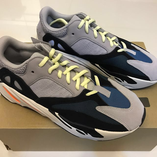 Adidas Yeezy Wave Runner 700 & US10 & & us11, hombres