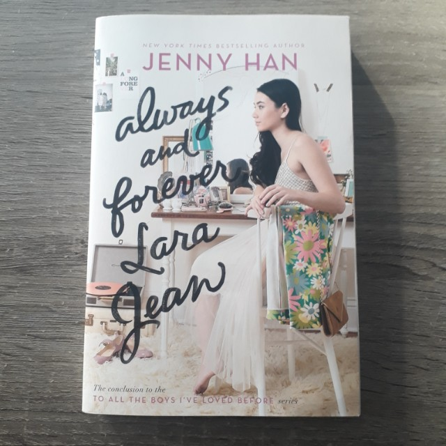 Always And Forever, Lara Jean novel (ENG VER)