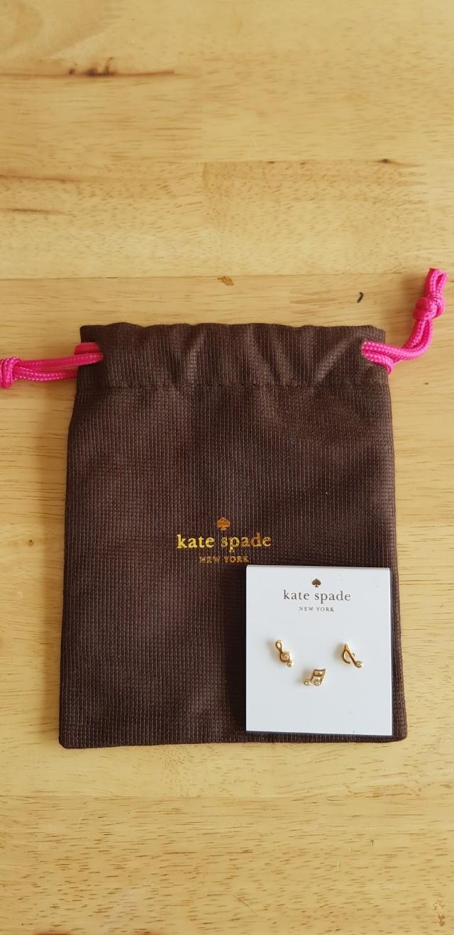 Anting Kate Spade