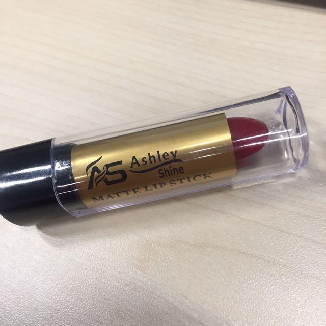Ashley Shine Matte Lipstick # 3