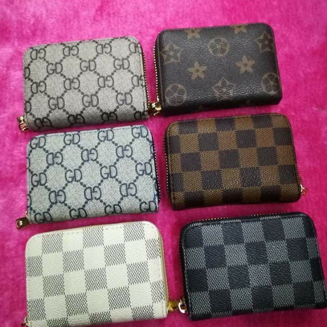 Assorted Card Wallet