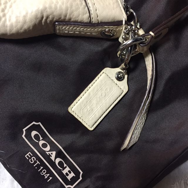 Authentic Coach bag| preloved | from Houston Texas
