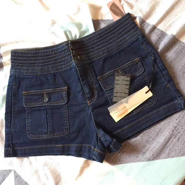 Authentic Forever21 high waist shorts 29-30