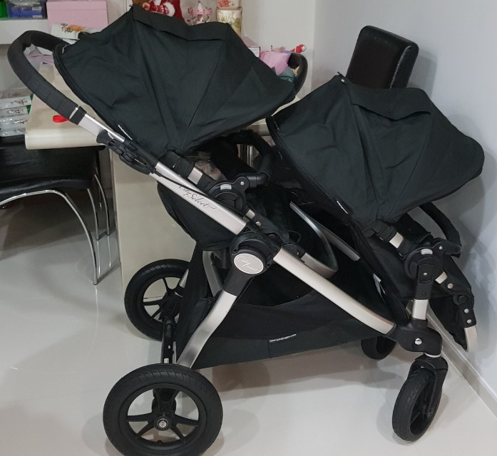 Baby Jogger City Select Twins Stroller