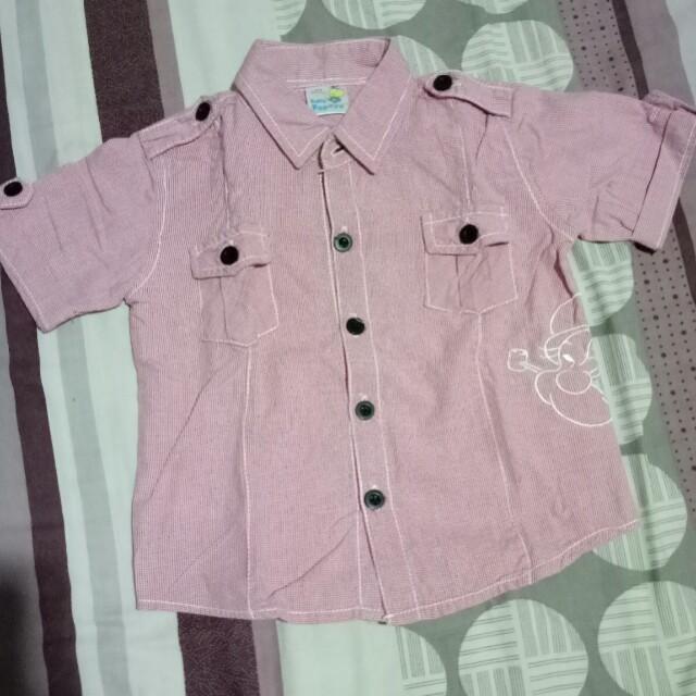 Baby Popeye's Shirt for baby 6-9mo