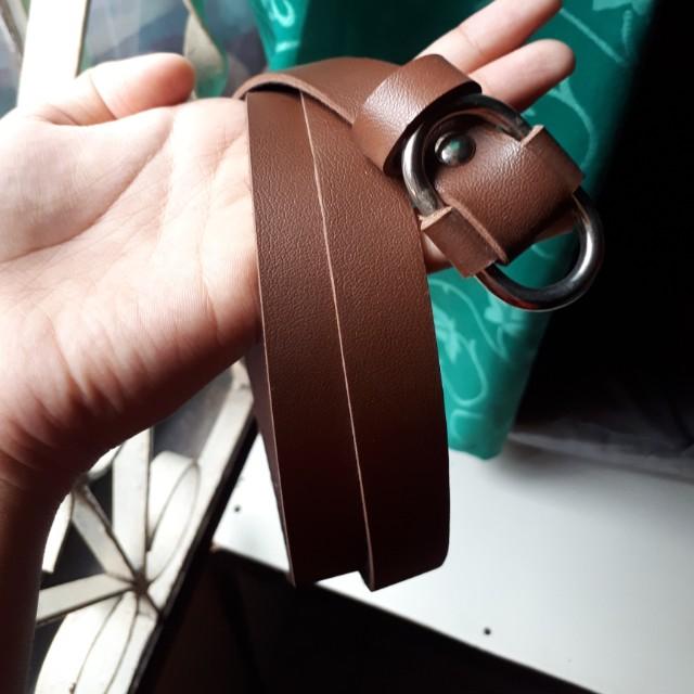 Belt kulit sintetis