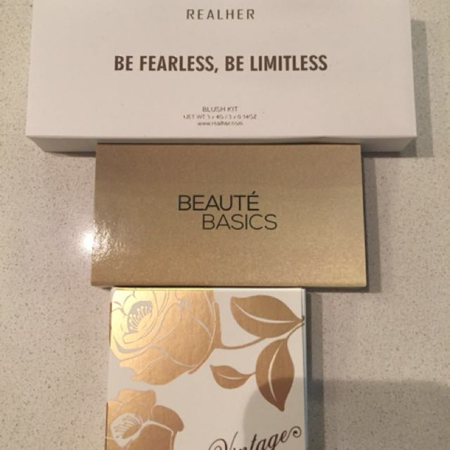 BNIB Face Products