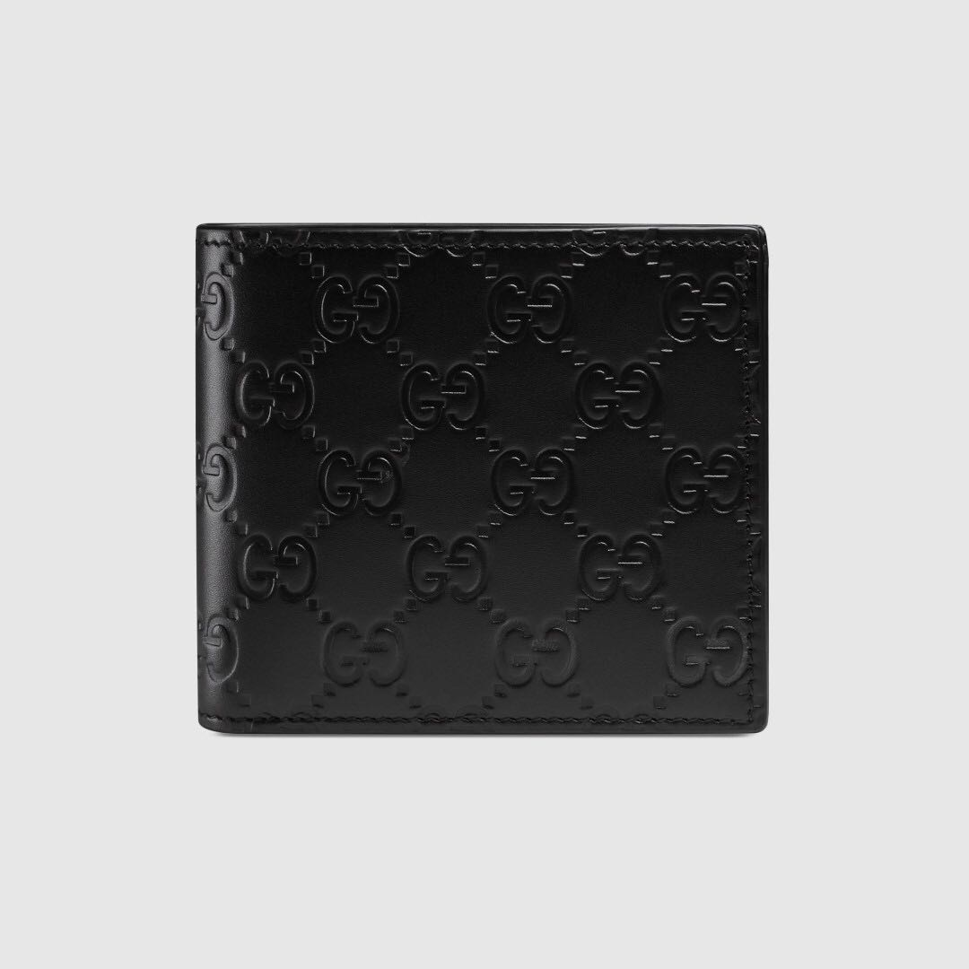 d40aacd0d38a BNIB] Gucci Signature coin wallet, Men's Fashion, Bags & Wallets on ...