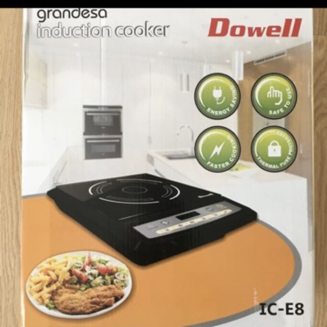 Brand New Dowell Induction Cooker