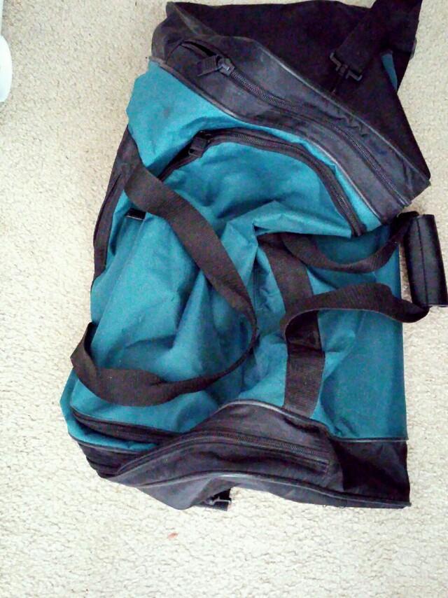Brand New Duffel Bag