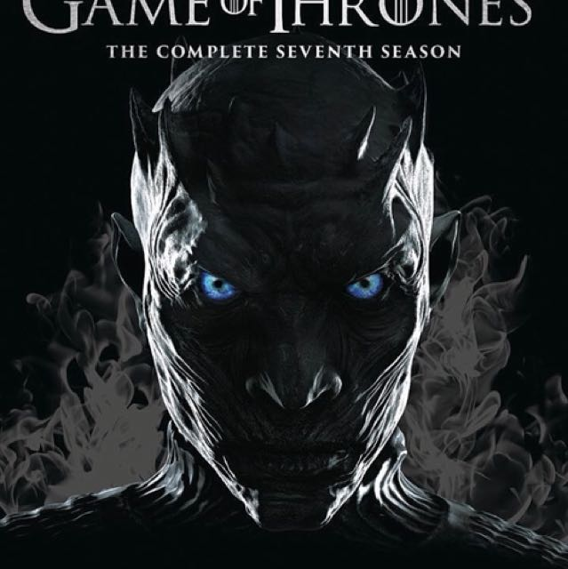 BRAND NEW!! *Games of Thrones *. All episodes season 7 !! Never touched , used opened !