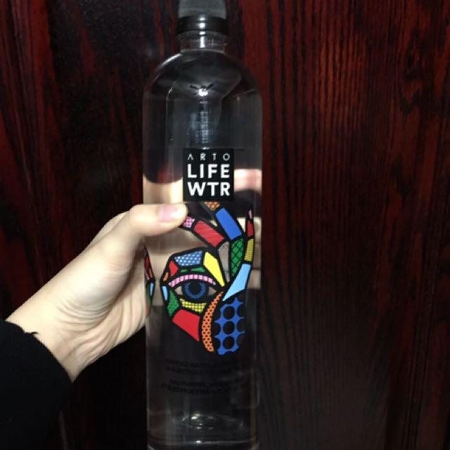 Brand new life water