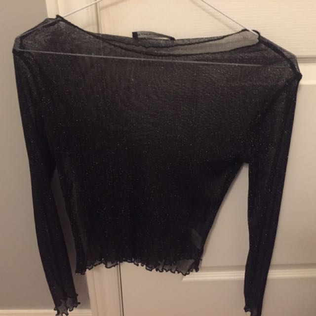 Brandy mellville top one size