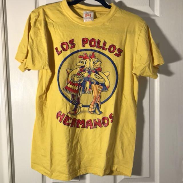 Breaking Bad Los Pollos shirt