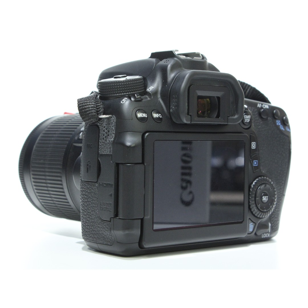 Canon Eos 70d Body Only Photography On Carousell