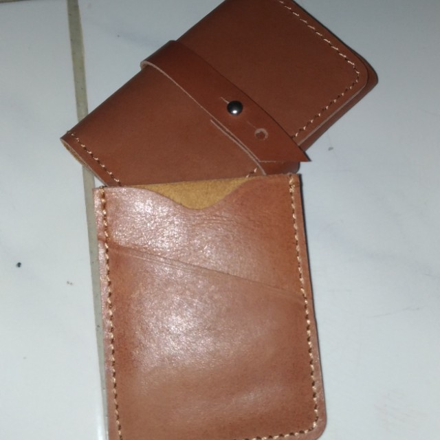 CARD WALLET - Geunine Leather