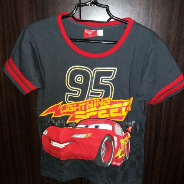 Cars toddler's t-shirt