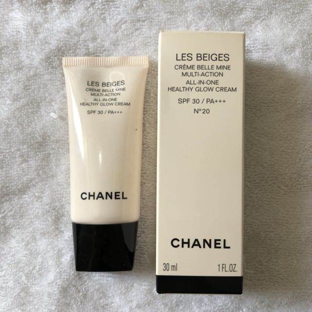 Chanel Les Beiges All-In-One Healthy Glow Cream - 20