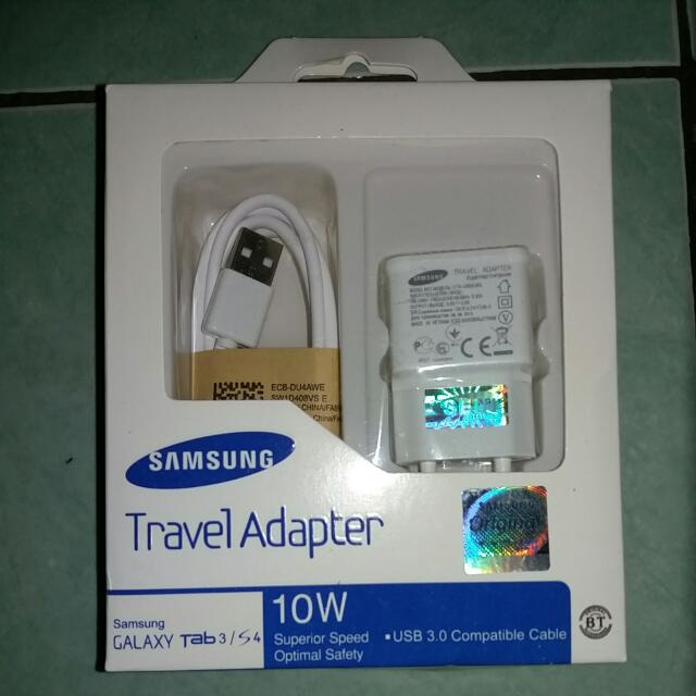 Charger Samsung