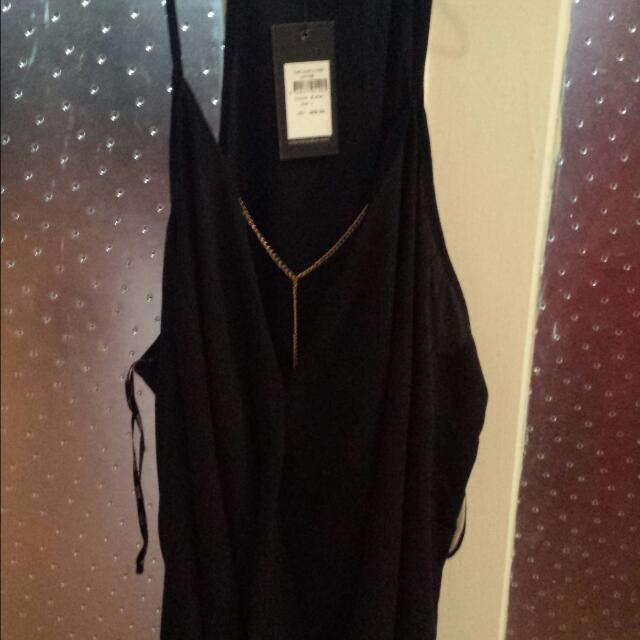 city chic black top with tags new nevet worn