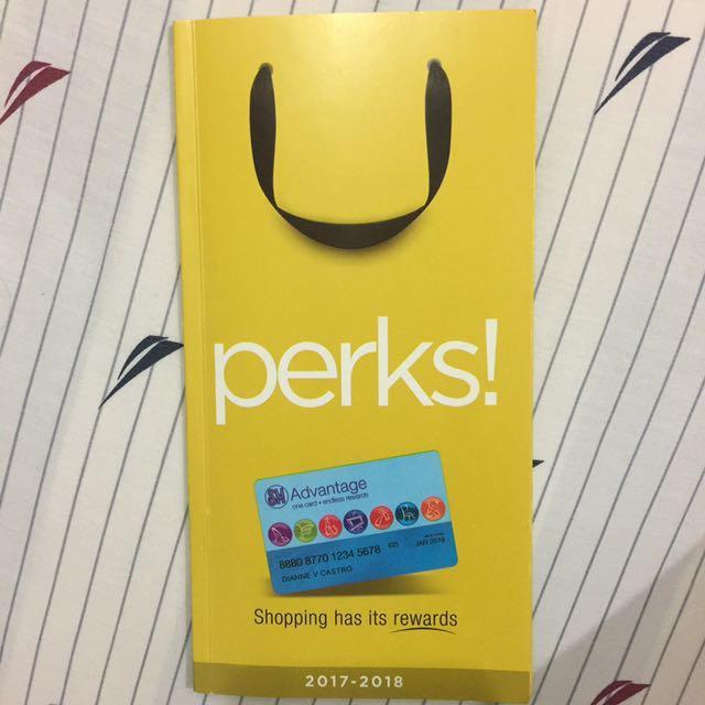 COMPLETE Sm Advantage Card Perks Vouchers