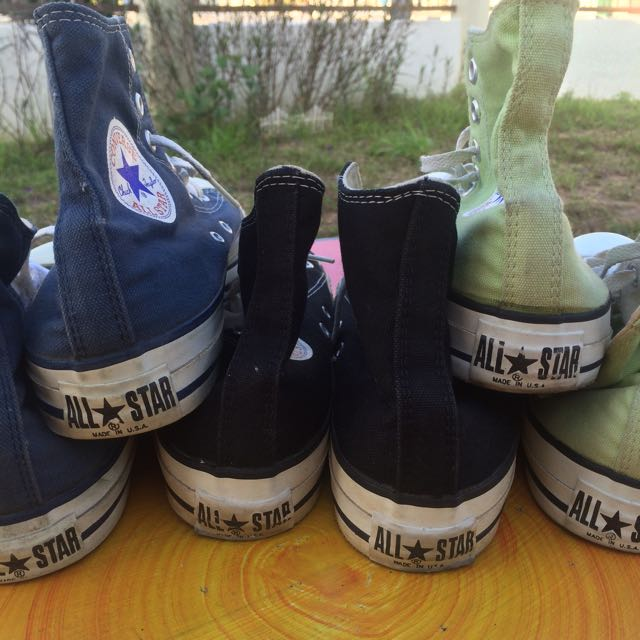 Converse Made In Usa 90's