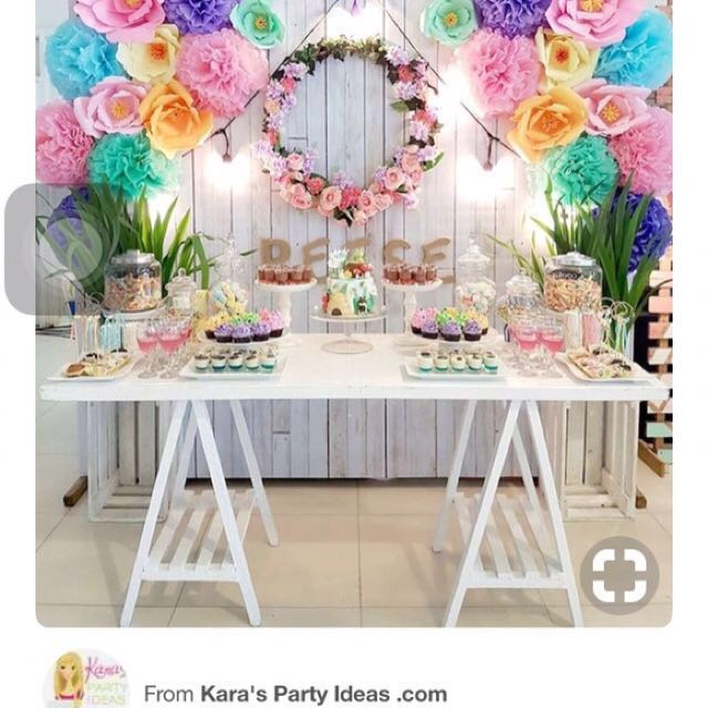 Customed Dessert Table for any occassion