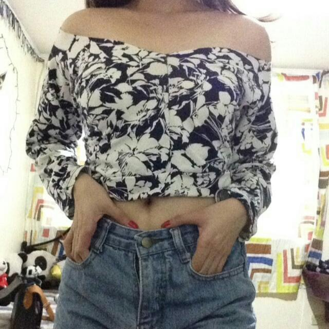 DIY Crop Tops