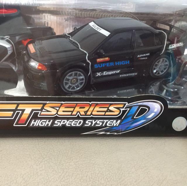 Drift series RC