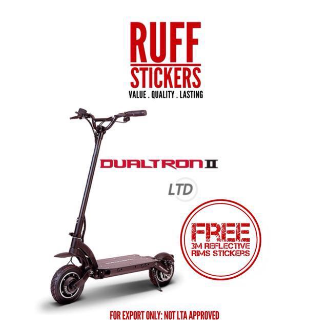 Dualtron 2 Limited