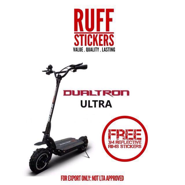 Dualtron Ultra