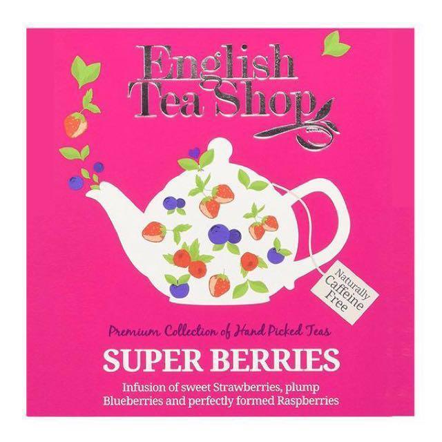 English Tea Shop Super Berries (8x1.5g)
