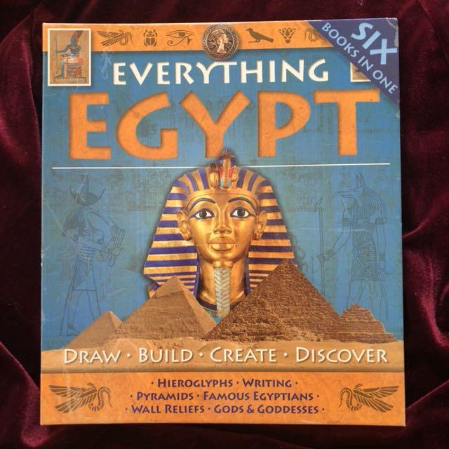 Everything Egypt
