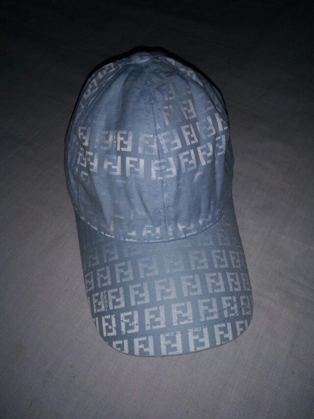 Fendi monogram hat cap topi italy 86af60c375a