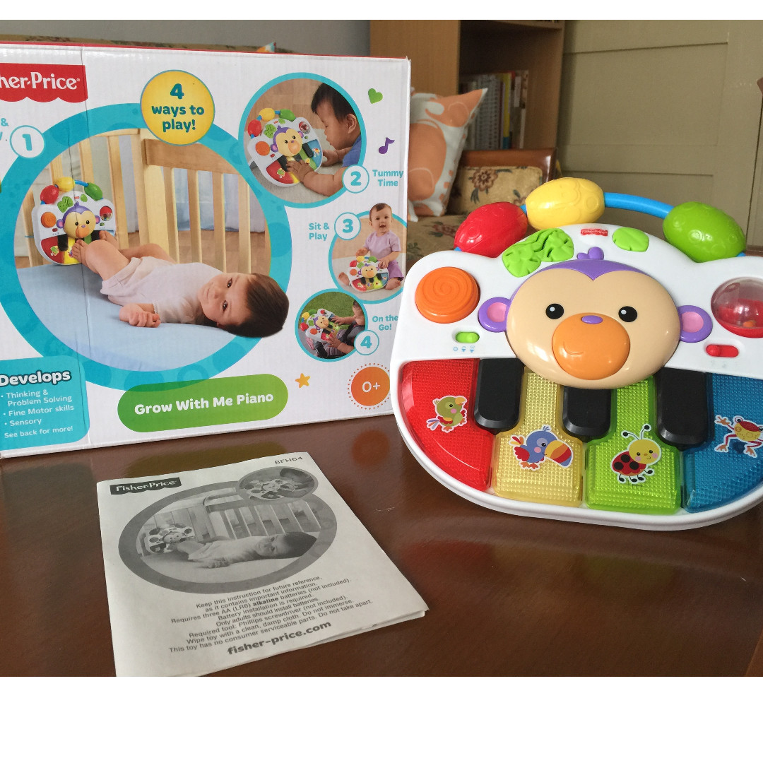 fisher price piano for baby