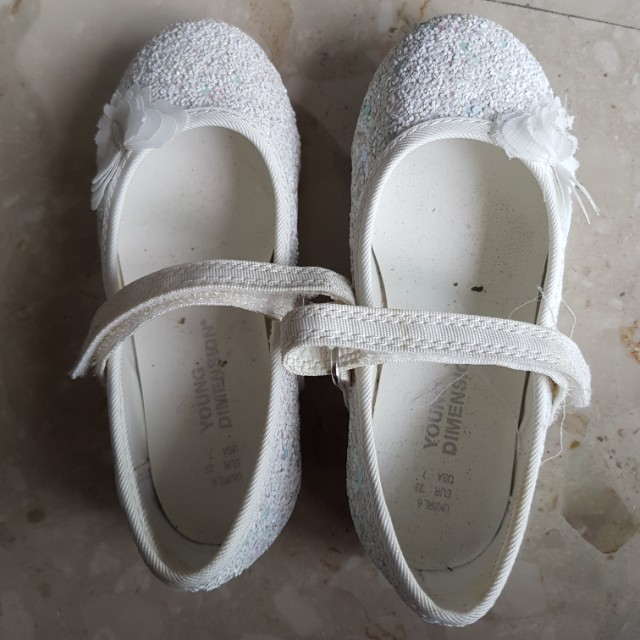 Flowergirl Shoes from Primark