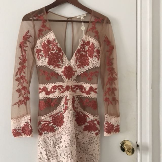 For love and lemons dress - brand new - tags attached