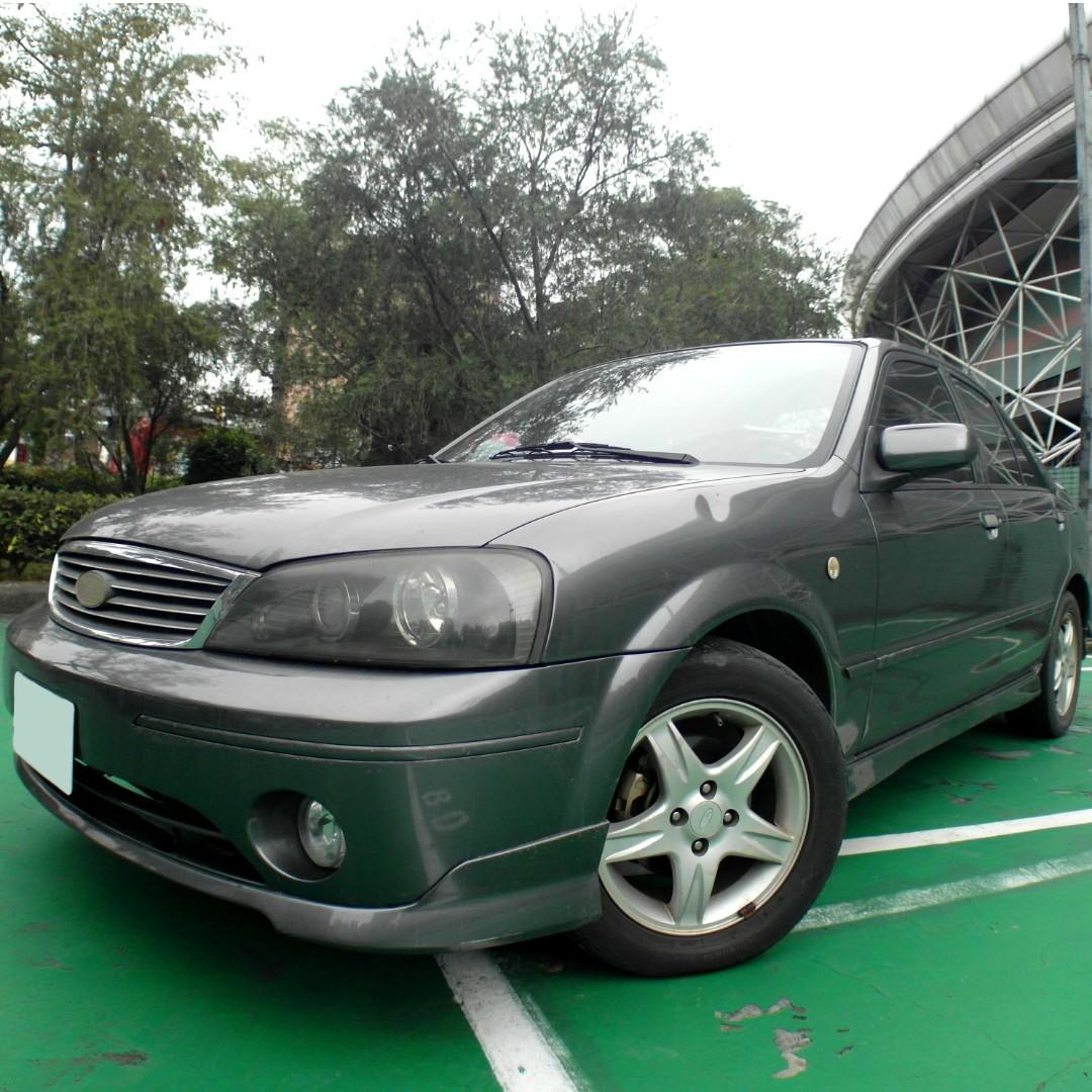 FORD TIERRA 自售女用平價優質代步車 真的只要5萬