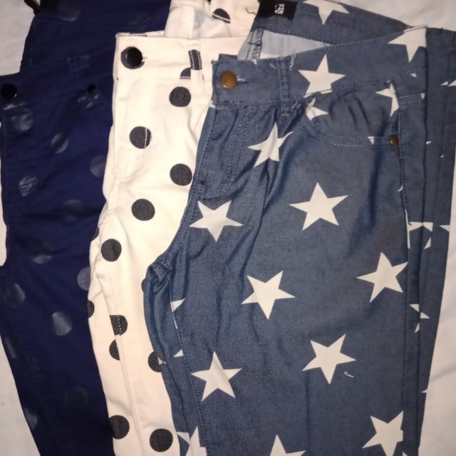 FOREVER 21 AUTHENTIC PREMIUM DENIMS