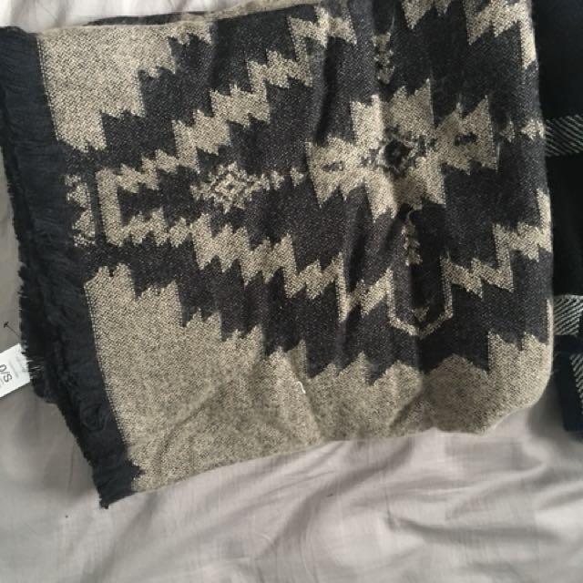 Garage Blanket Scarf