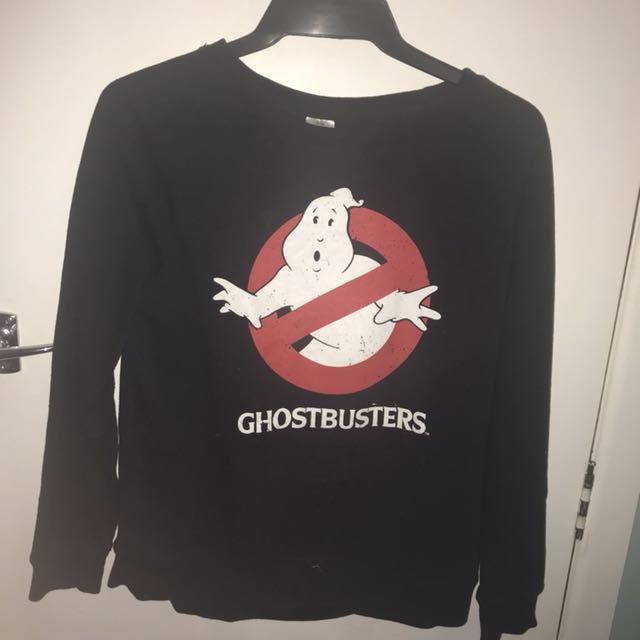 Ghostbuster jumper