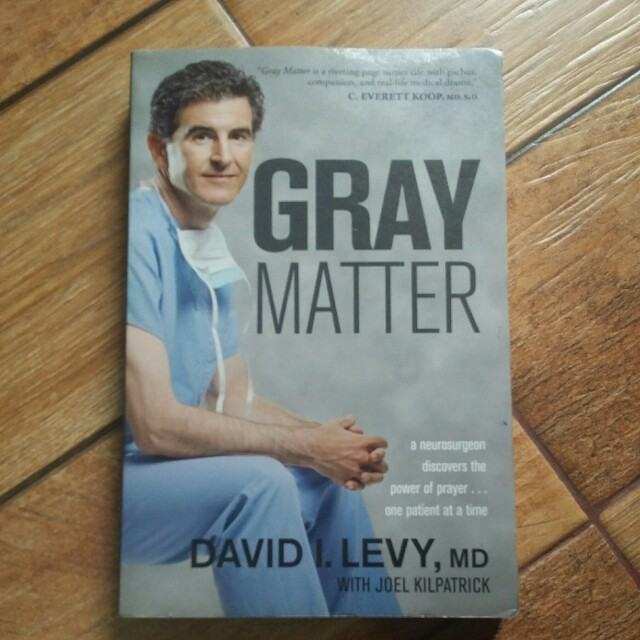 Gray Matter by David Levy, MD
