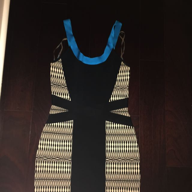 Guess by Marciano Bandage Dress S