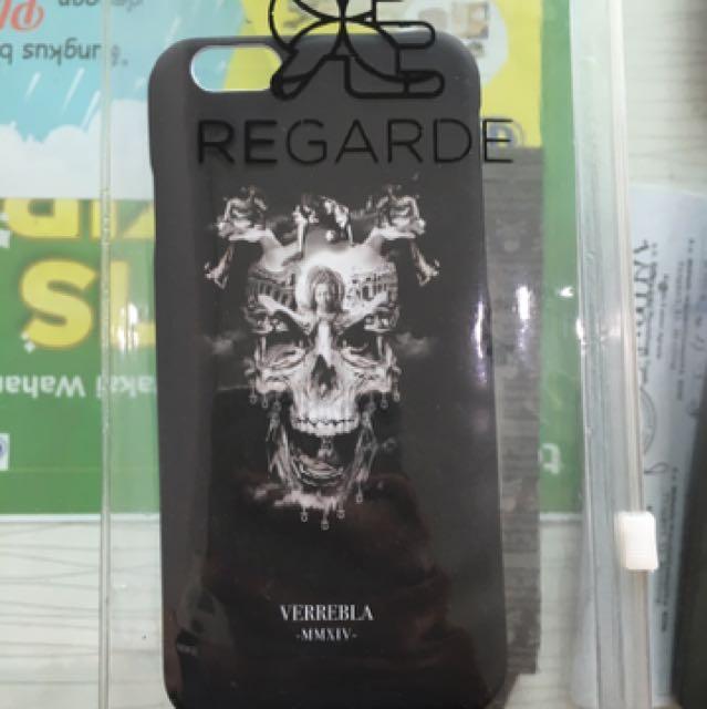 Hardcase Verebla Skull iPhone 6/6s