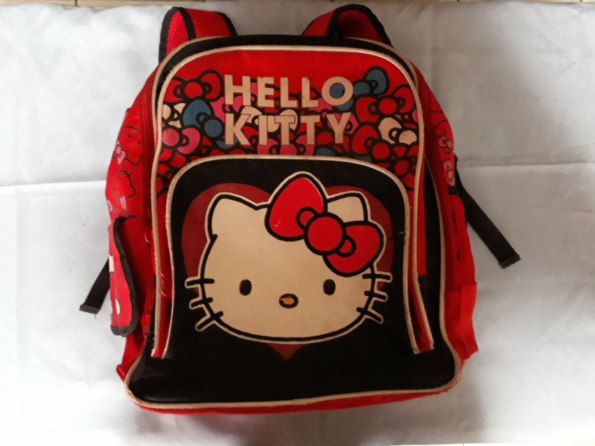SALE!!!Hello Kitty Bagpack Orig.