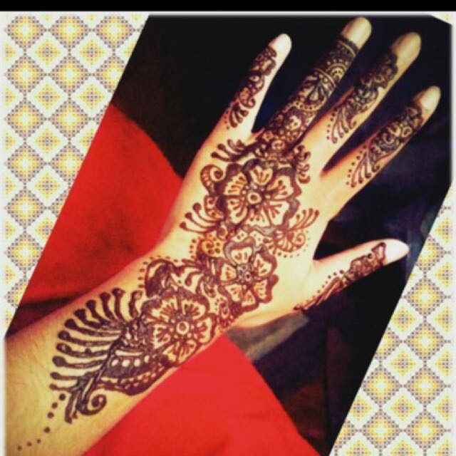 Henna Artistry (Limited time only)