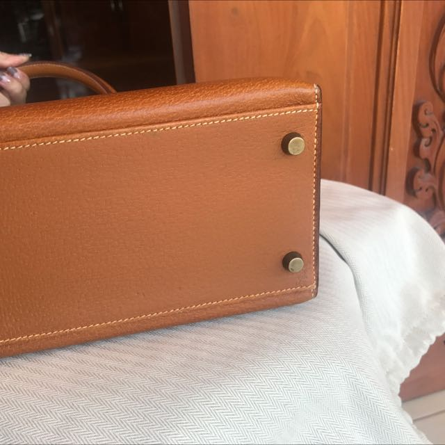bb8cede355a2 Hermes Kelly 32 vintage Closet clearance price