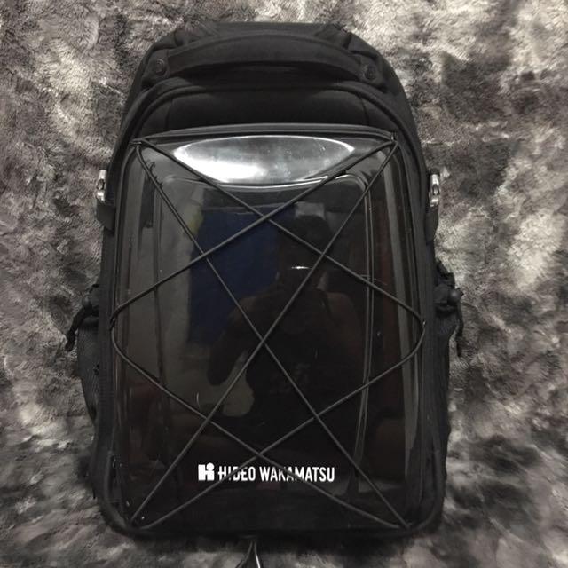Hideo Wakamatsu Hybrid Gear Trolley Luxury Bags Wallets On Carousell