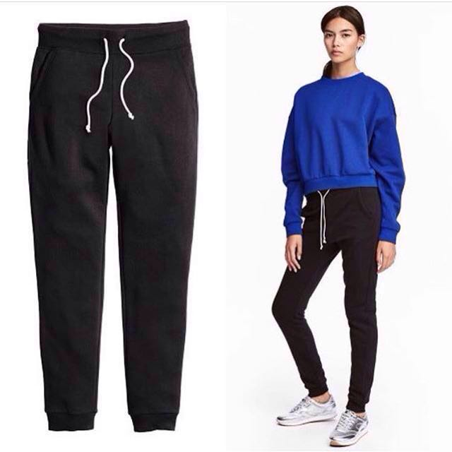 H&M jogger pants / Sweatpants / Sweat Pants